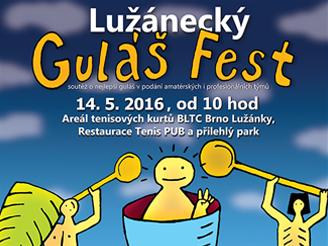 ilustrační obrázek ke slevové akci: DVĚ vstupenky na Lužánecký Guláš Fest