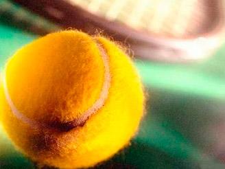 ilustrační obrázek ke slevové akci: Tenisový trénink pod vedením zkušeného trenéra