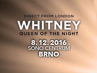 ilustrační obrázek ke slevové akci: Show z londýnského West Endu WHITNEY - Queen Of The Night